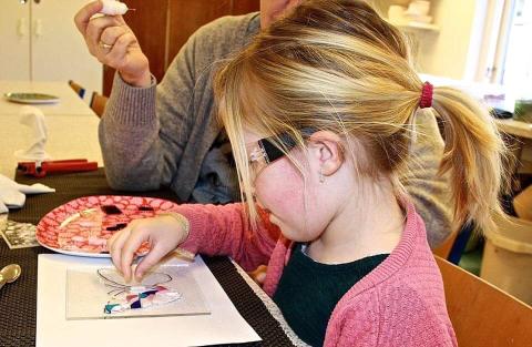 Glaskunst familieworkshop
