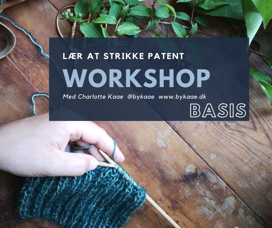 Lær at strikke patent